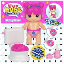 Little Live Pets Bizzy Bubs Toilet Time Chloe