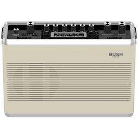 Bush Retro Bluetooth DAB Radio - Cream
