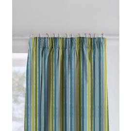 Catherine Lansfield Dino Multi Curtains - 168 x 183cm