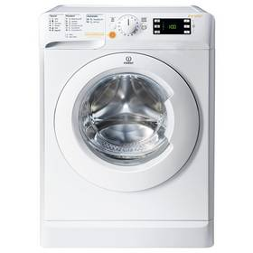 Indesit XWDE1071681X 10KG/7KG 1600 Spin Washer Dryer - White