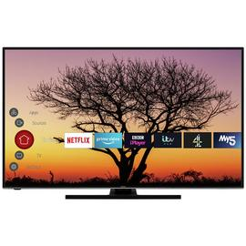 Hitachi 43 Inch 43HK25T74U Smart 4K UHD HDR LED Freeview TV