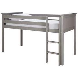 Argos Home Brooklyn Grey Mid Sleeper Bed Frame