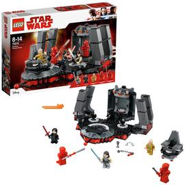 LEGO Star Wars Snokes Throne Room - 75216