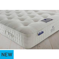 Rest Assured Naturals Pkt Sprung Superking Mattress - Firm