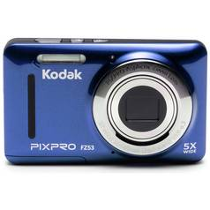 Kodak PixPro FZ53 16MP 5.1-25.5mm Compact Camera - Blue