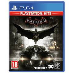 Batman Arkham Knight PS4 Hits Game