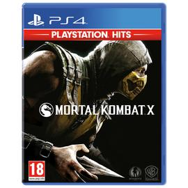 Mortal Kombat X PS4 Hits Game