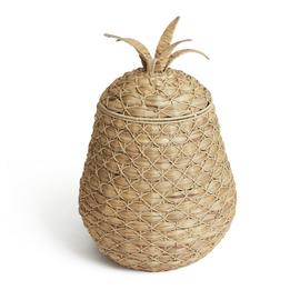Habitat Pineapple Laundry Basket