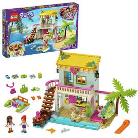 LEGO Friends Beach House Mini Dollhouse Playset -41428 Best Price, Cheapest Prices