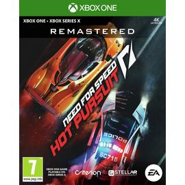 Need For Speed: Hot Pursuit Remastered Xbox One Game