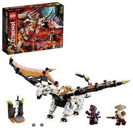 LEGO Ninjago Wu's Battle Dragon Toy - 71718