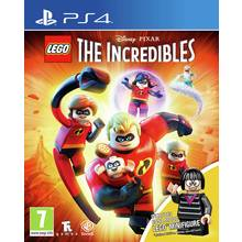 Lego The Incredibles Mini Figure Edition PS4 Game