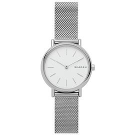 Skagen Ladies' Signatur SKW2692 Slim Silver Tone Watch