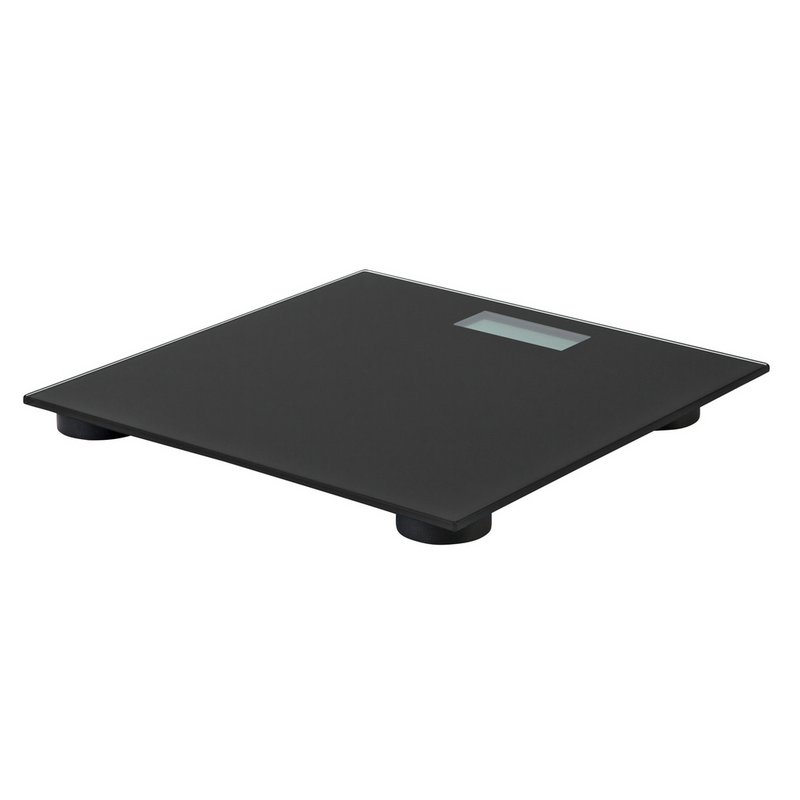 Argos Home Electronic Bathroom Scales - Black from Argos