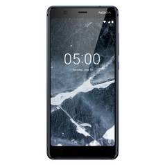 SIM Free Nokia 5.1 16GB Mobile Phone - Blue