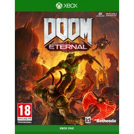 DOOM Eternal Xbox One Pre-Order Game