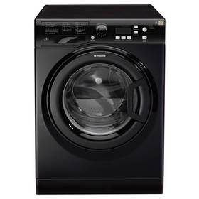 Hotpoint WMXTF742K 7KG 1400 Spin Washing Machine - Black