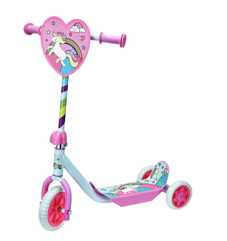Child 3 4 Years Three Wheeled Scooters Argos
