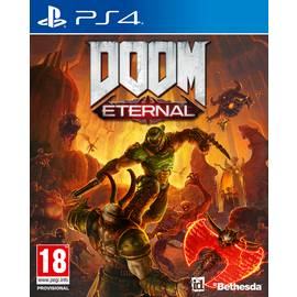 DOOM Eternal PS4 Pre-Order Game
