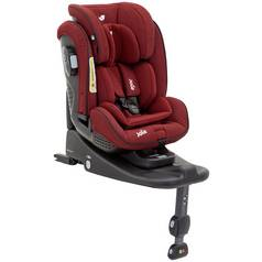 Joie Stages Isofix 0+/1/2 Car Seat - Cranberry