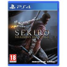 Sekiro: Shadows Die Twice PS4 Pre-Order Game