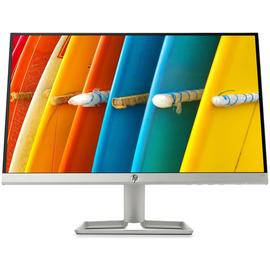 HP 22f 21.5 Inch FHD Ultraslim IPS Monitor - Silver/Black