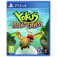 Yoku's Island Express PS4 Game