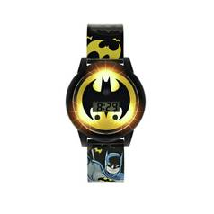 DC Batman Light Up Spinning Dial Watch