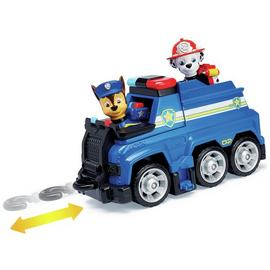 PAW Patrol Ultimate Rescue Vehicle Chase
