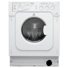 Indesit IWDE126 6KG / 5KG 1200 Spin Washer Dryer - White