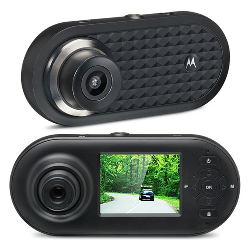 Motorola MDC500 Front and Rear Dash Cam from Argos