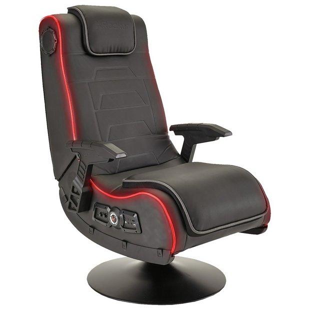 Sensational Buy X Rocker New Evo Pro Gaming Chair Gaming Chairs Argos Cjindustries Chair Design For Home Cjindustriesco
