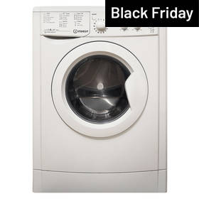 Indesit IWC81252ECO 8KG 1200 Spin Washing Machine - White