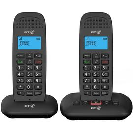 BT 3660 Cordless Telephone with Answer Machine - Twin
