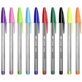 BIC Cristal Multicolour Pens - Pack of 20