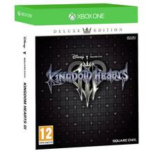 Kingdom Hearts III Deluxe Edition Xbox One Pre-Order Game