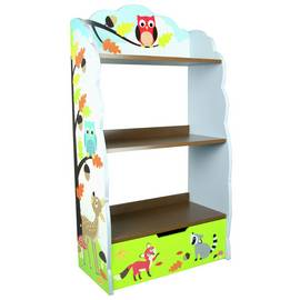 Fantasy Fields Enchanted Woodland Kids Book Shelf