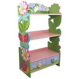 Fantasy Fields Magic Garden Children's Bookcase