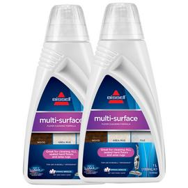 Bissell CrossWave 1L Surface Cleaning Solution - Pack of 2