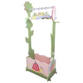 Fantasy Fields Magic Garden Kids Dress Up Rack