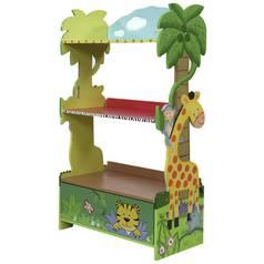 Fantasy Fields Sunny Safari Kids Book Shelf