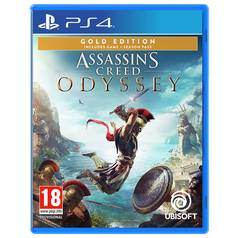 Assassin's Creed Odyssey Gold Edition PS4 Pre-Order Game