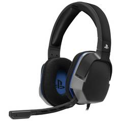 Afterglow LVL 3 PS4 & PC Headset - Black