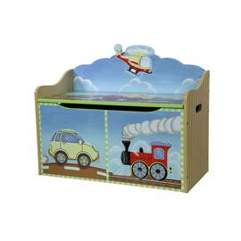 Fantasy Fields Transportation Kids Toy Chest