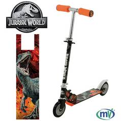Jurassic World Folding Inline Scooter