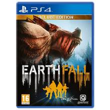 Earth Fall PS4 Game