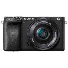 Sony 6400 E Mount Camera with SEP1650 Lens