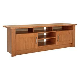 Argos Home Ohio TV Unit - Oak Effect