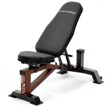 Steelbody by Marcy Deluxe Adjustable Weight Bench