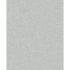 Boutique Chenille - Grey & Silver Wallpaper